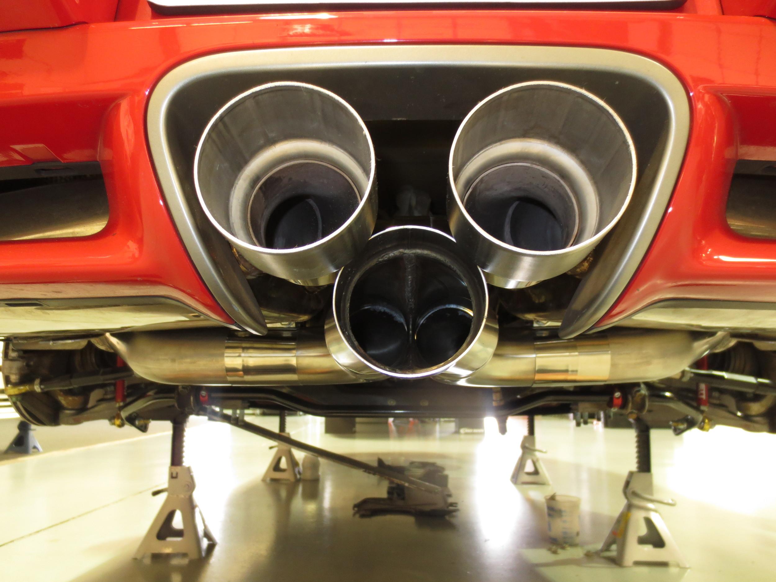 motor werks racing porsche headers