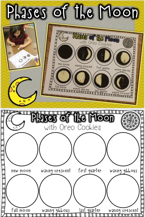 small resolution of Moon Phases — The Modern Teacher