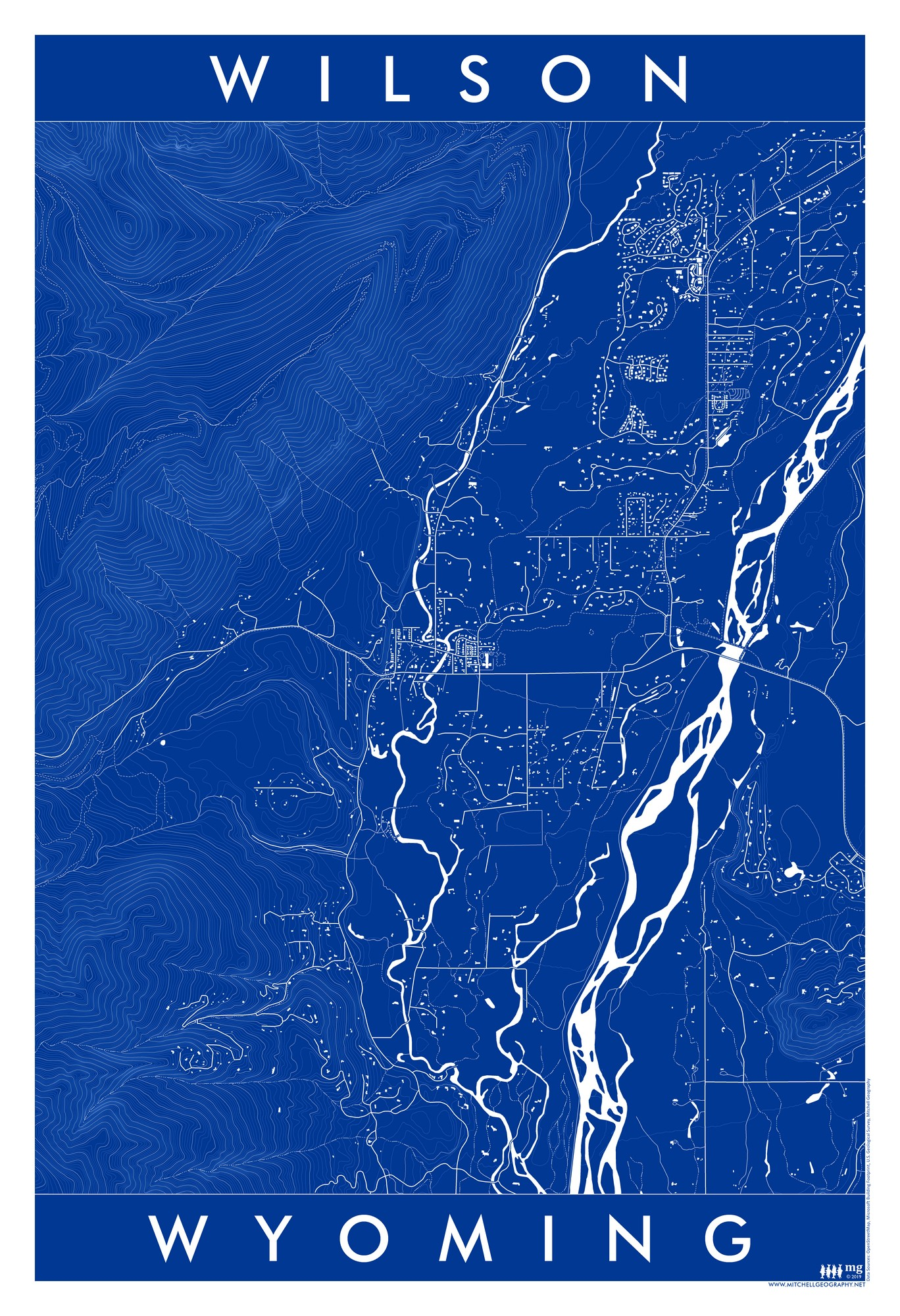 Royal Blue Map : royal, Wilson, Royal, Monochrome, MITCHELL, GEOGRAPHY