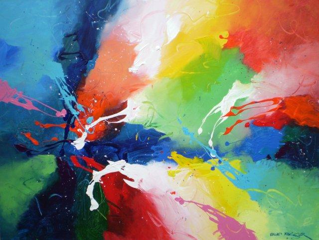 Painting Out LOUD!-David M. Kessler Fine Art