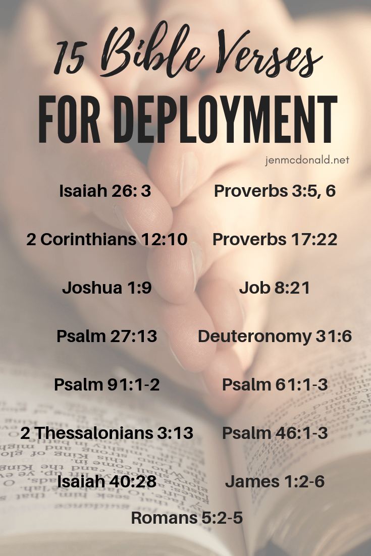 15 bible verses for