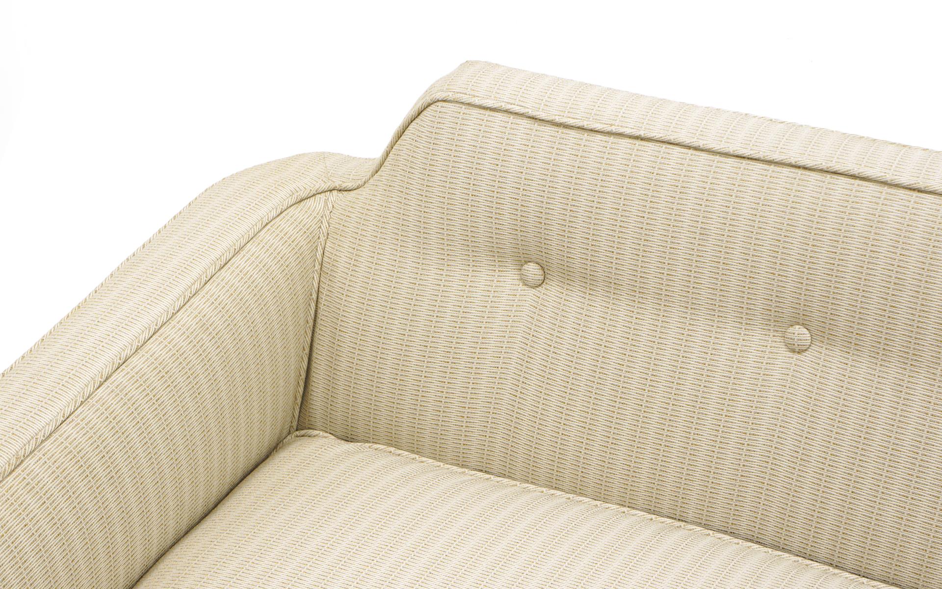 12 foot dunbar sofa designed by edward wormley retro inferno