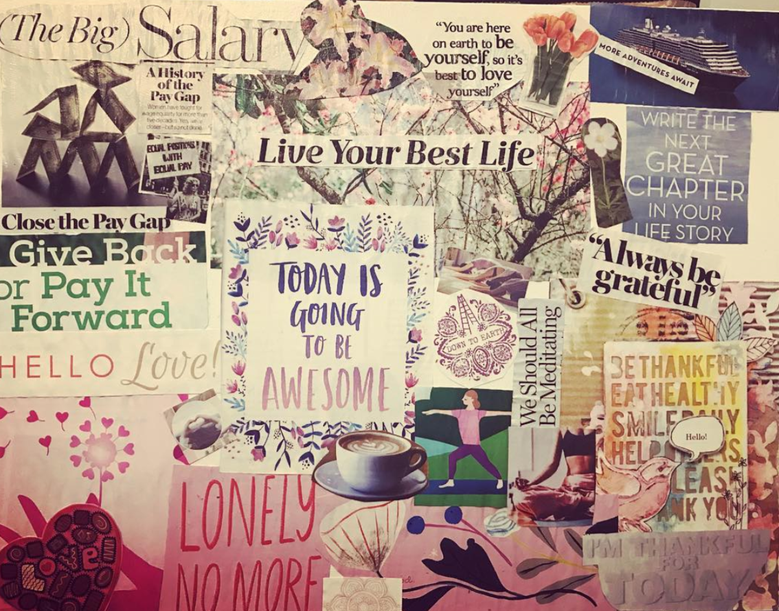 vision board the ultimate