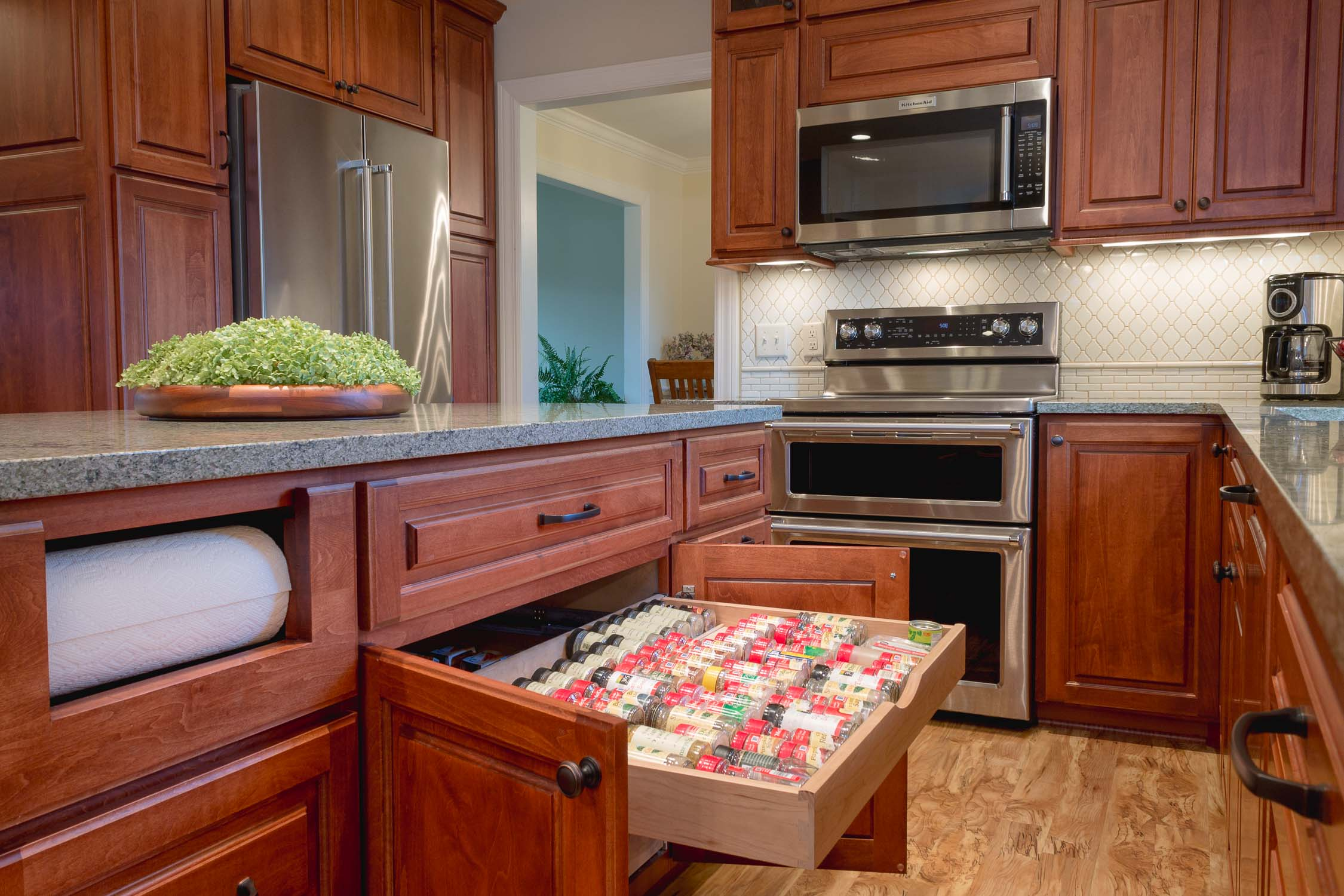 Small Kitchen Design Ideas That Maximize Storage Space