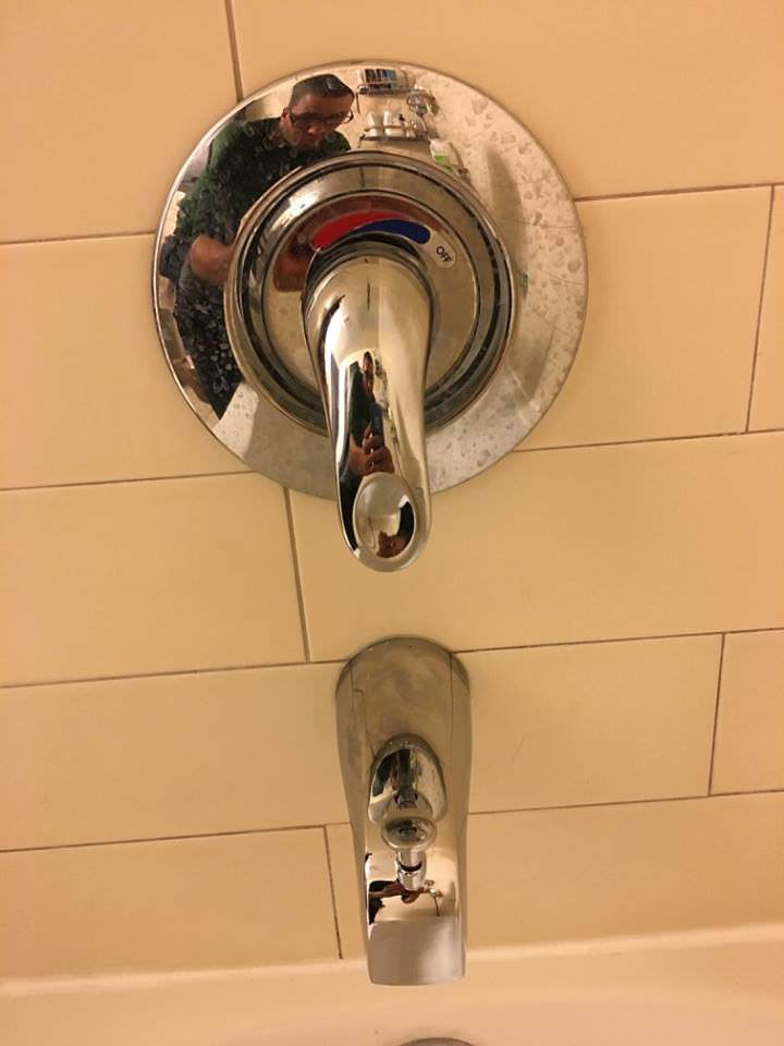 faucet tub spout installation repair