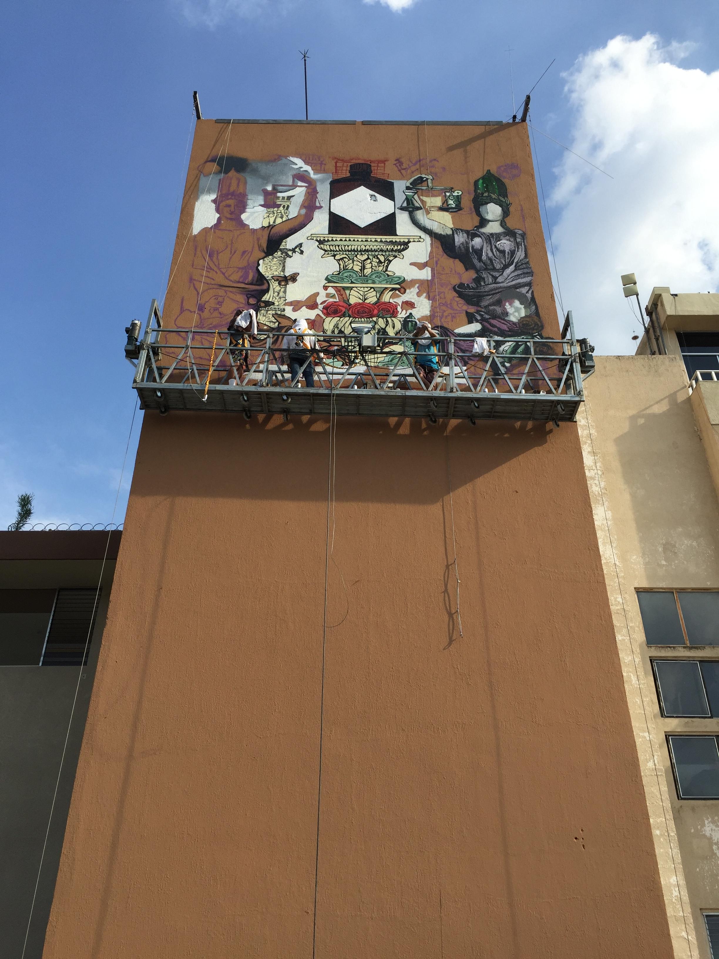 Painted Billboards : painted, billboards, Hendrick's, Hand-painted, Billboards, Studio