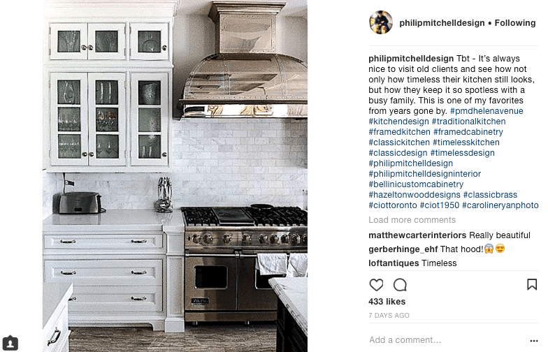 7 Ways To Build Your Interior Design Brand With Instagram Cocoon At Home