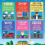 Schoolsigns4u Road Safety Awareness Sign Design One