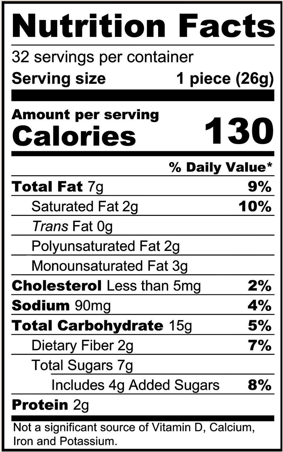 Aussie Bites Calories : aussie, bites, calories, Organic, Aussie, Bites, Express, Foods,