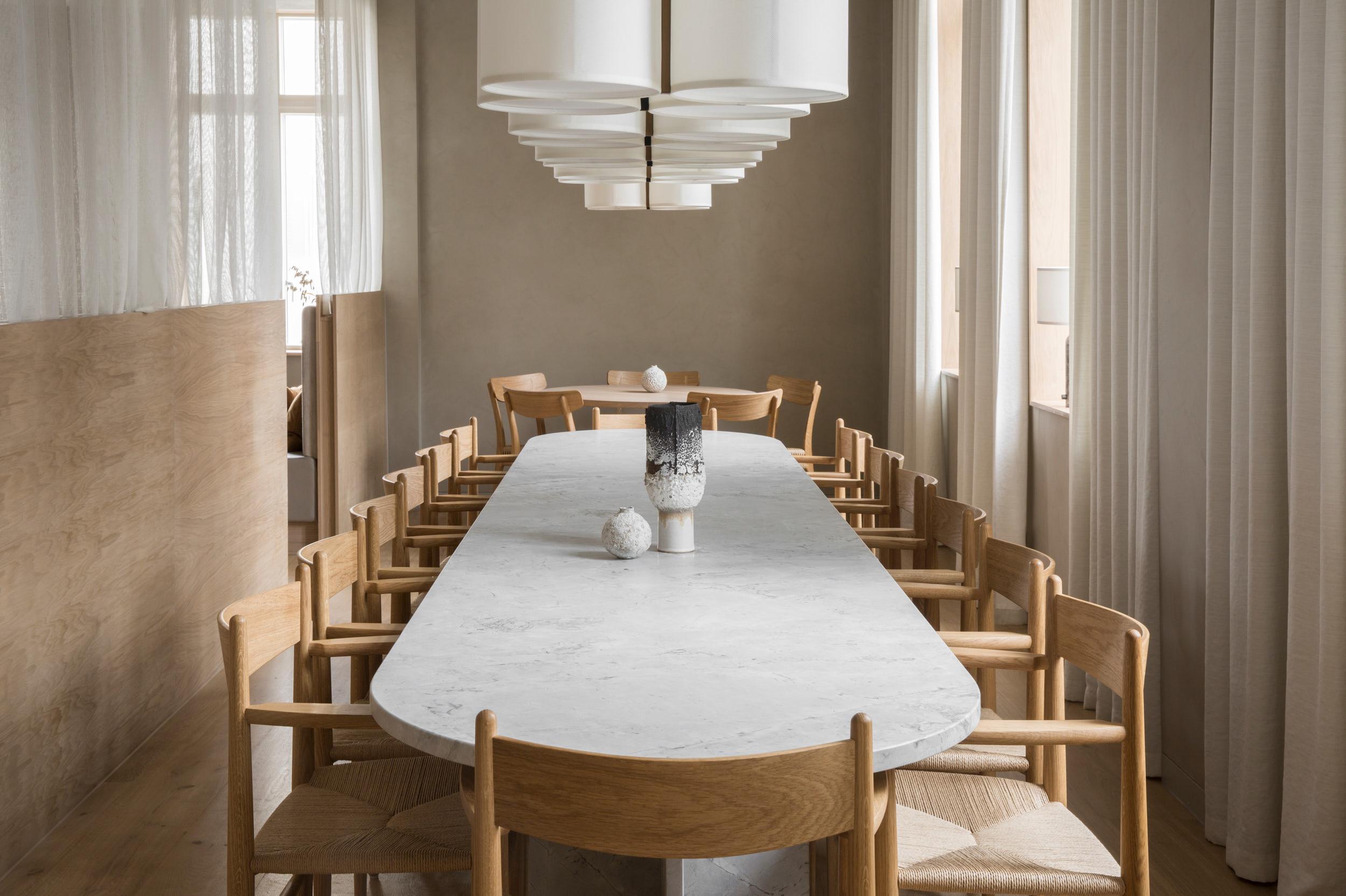 Norm Architects Designs New Sticks N Sushi Restaurant In London Anniversary Magazine