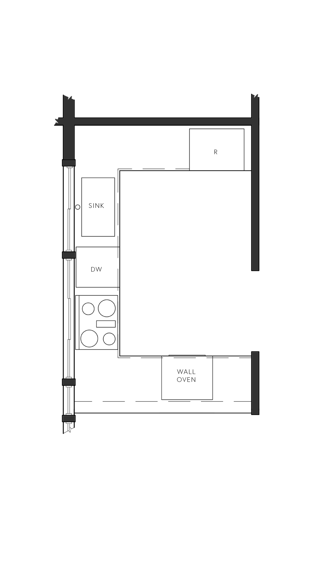 Designing And Planning Our Future Modern Kitchen Part I The Savvy Heart