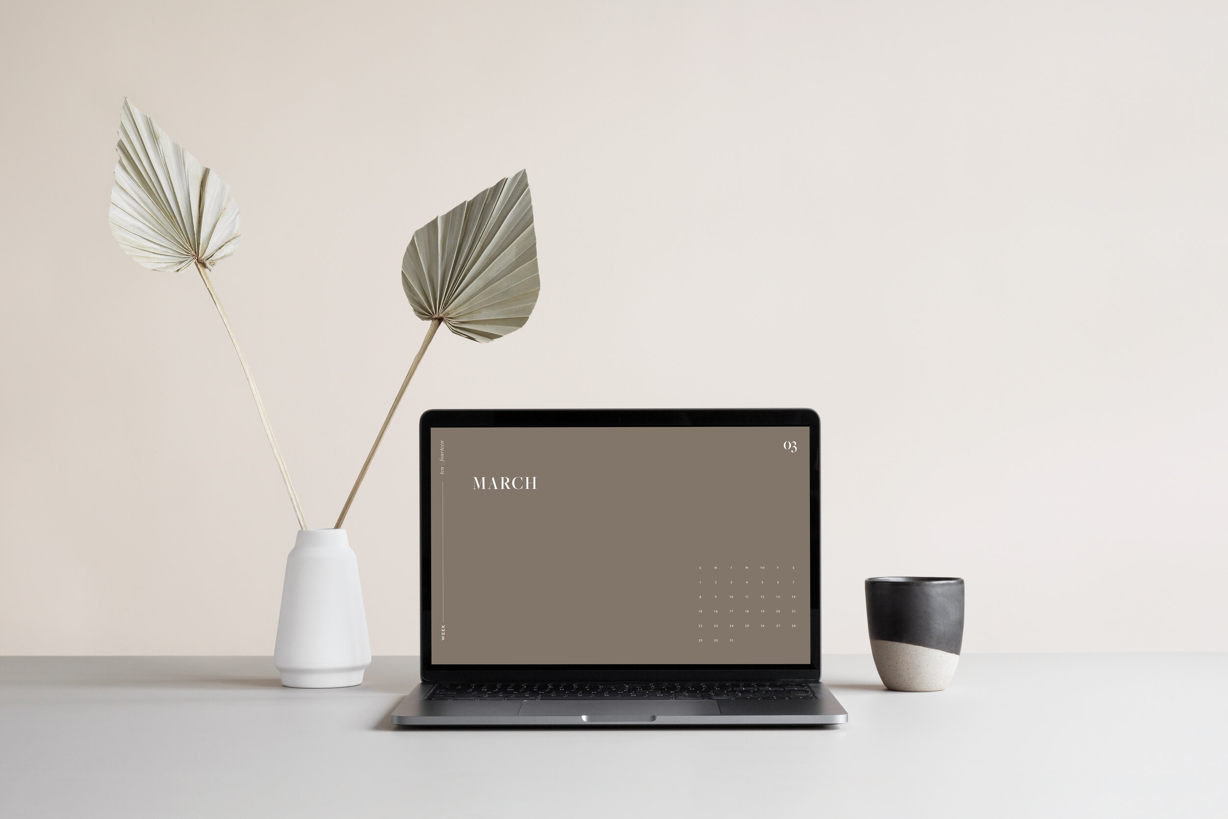 By having this application launch upon logging in to your computer, you can have a calendar on your mac computer's desktop from startup. Free Download - Minimal 2020 Wallpaper Calendar For ...
