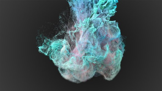 Particles II - Velocity Fields