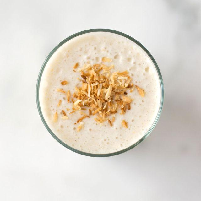 Coconut Cream Smoothie