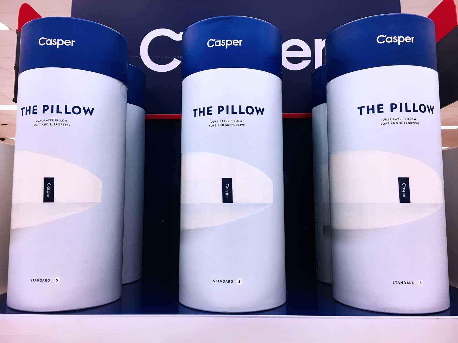 casper sleep products now at target