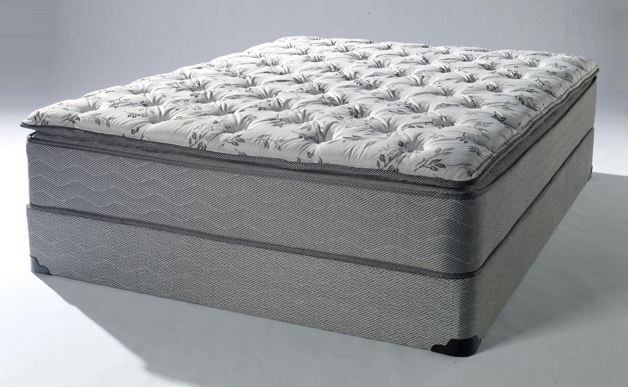 heirloom pillowtop queen mattress set