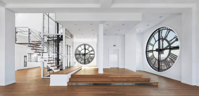 Clock Tower Apartment Think Featured