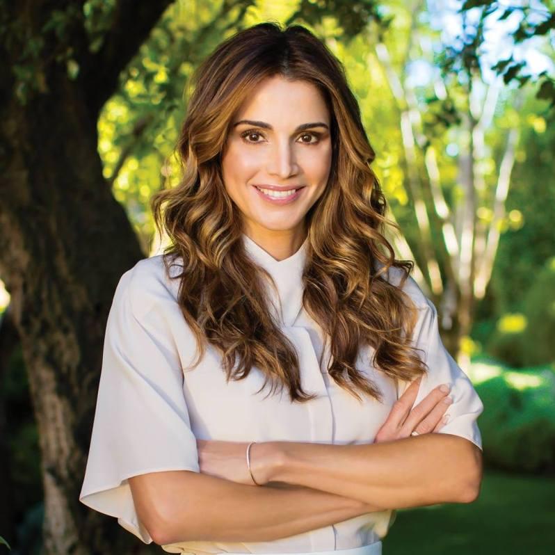Nach Königin Rania wurde das Queen Rania Rehabilitation Center an der Uniklinik Köln benannt   Foto: The Royal Hashemite Court