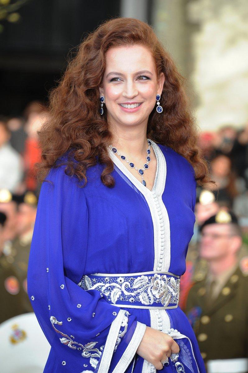 40? Prinzessin Lalla Salma sieht locker fünf Jahre jünger aus    Foto: Getty Images