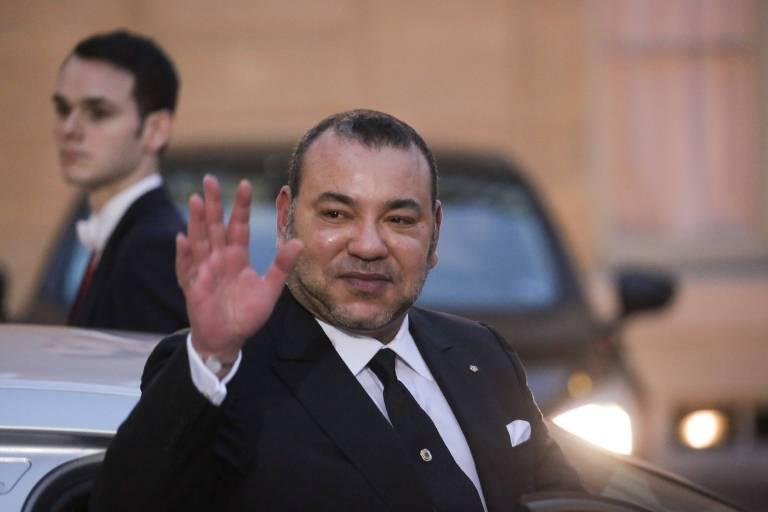 König Mohammed VI. befindet sich nach seiner Herz-OP auf dem Weg der Besserung.    Foto: imago/PanoramiC