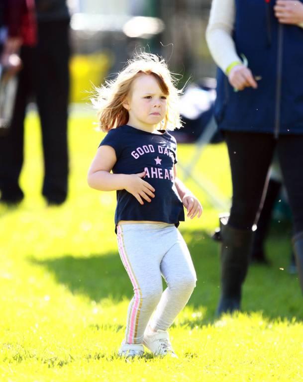 Mia Grace ist der Sonnenschein der Familie. Sie konnte ihre Eltern über ihren schrecklichen Verlust hinwegtrösten.    Foto:imago/Paul Marriott