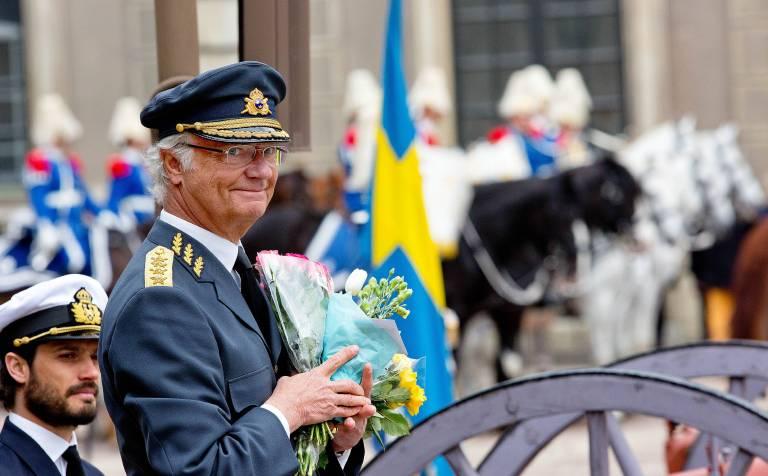 Über Jahrhunderte konnte niemand den Rekord brechen. König Carl Gustaf ist es gelungen.   Foto:imago/PPE