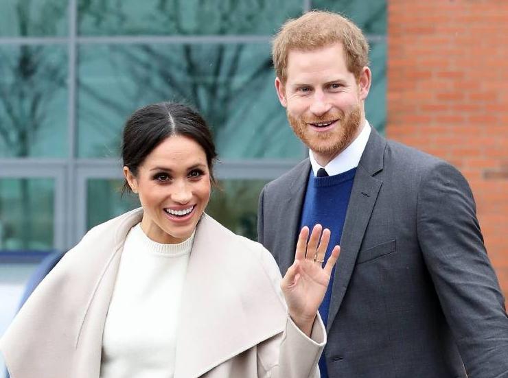 Meghan Markle wird die erste Amerikanerin sein, die in der Kapelle von Schloss Winsor heiratet.  ©imago/i Images