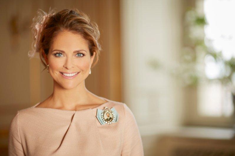 Prinzessin Madeleine arbeitet seit 2010 für die World Childhood Foundation.  ©Anna-Lena Ahlström, Kungahuset.se