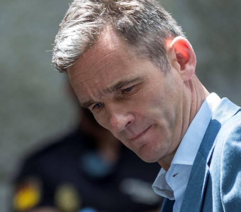Iñaki Urdangarín verbüßt nun seine sechsjährige Haftstrafe.  ©imago/Agencia EFE