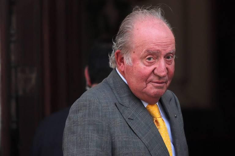 Juan Carlos ist angeblich in einen riesigen Steuerskandal verwickelt. ©imago/Agencia EFE