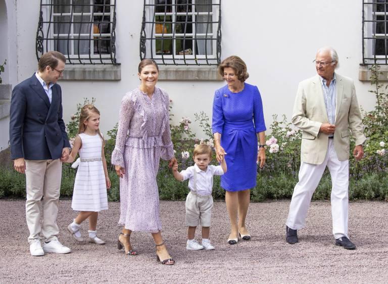 Die Neuigkeiten werden bei der schwedischen Königsfamilie sicher für Erleichterung sorgen. Die Kronjuwelen gehören schließlich in den Familienbesitz.  ©imago/PPE