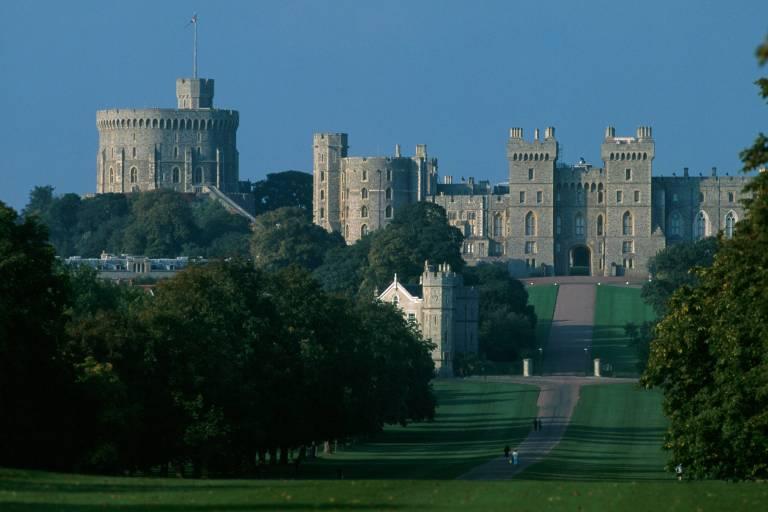 Herzogin Meghan und Prinz Harry heiraten in Windsor Castle. Foto: Imago