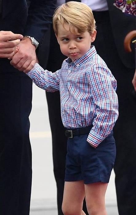 Prinz George begleitete die Jagdgesellschaft beim Moorhuhnschießen.  ©imago/Starface
