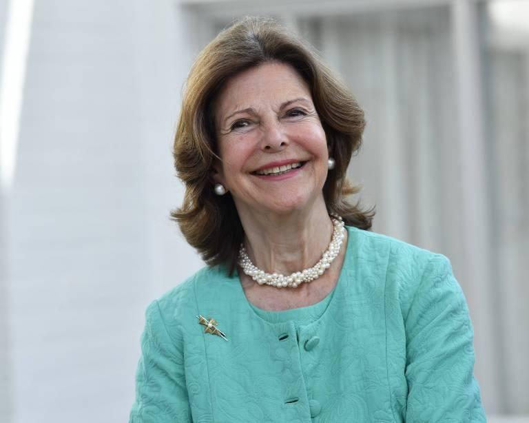 Silvia lernte ihren künftigen Mann bei den Olympischen Sommerspielen 1972 kennen. Vier Jahre später heiratete das Paar und die Deutsch-Brasilianerin wurde schwedische Königin.  ©imago/IBL