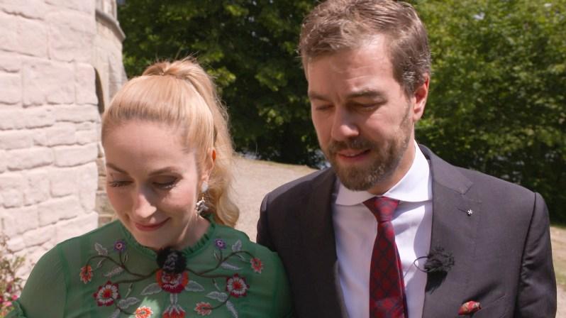 Am 21. Mai 2005 lernte Elna ihren zukünftigen Mann bei einem Oldtimer-Rennen in Belgien kennen. Sie wusste nicht, dass er ein Prinz ist. ©MG RTL D / Endemol Shine Germany