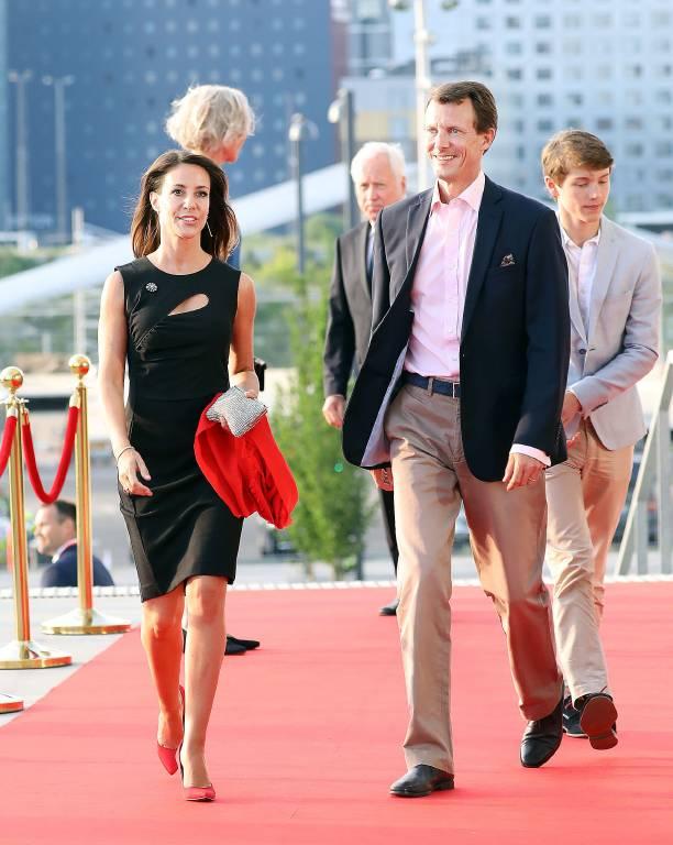 Ein großer Schritt: Prinzessin Marie und Prinz Joachim ziehen mit ihren Kindern nach Frankreich.  ©imago