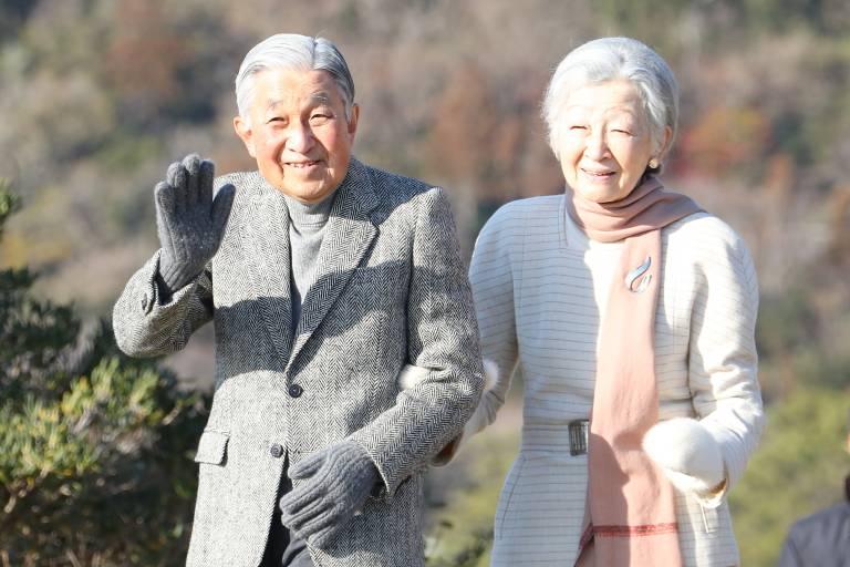 Die japanische Kaiserfamilie ist die älteste Erbmonarchie der Welt. In der Zeit der Monarchie haben lediglich acht Frauen als Kaiserinnen geherrscht. Der Thron blieb stets eine Männerdomäne.  ©imago