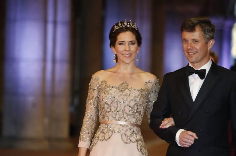 Die Liebe zu Kronprinz Frederik war Schicksal. Schon vorher  sagte Mary ein Wahrsager  ihr Glück voraus.  ©imago/Reporters