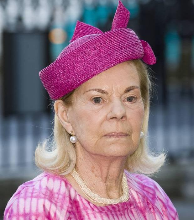 Katherine, die Herzogin von Kent, ist mit einem Cousin der Queen verheiratet.  ©imago/i Images