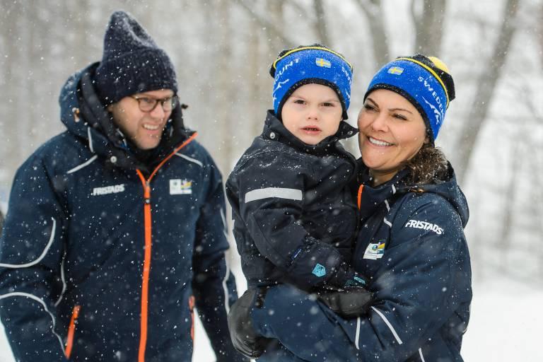 Zum Grummeln hatte Prinz Oscar von Schweden dieses Mal aber auch allen Grund.  ©imago