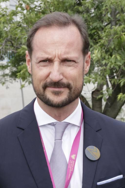 Kronprinz Haakon hat Problemen mit seinen Ohren und muss deswegen operiert werden.   ©imago images / ZUMA Press