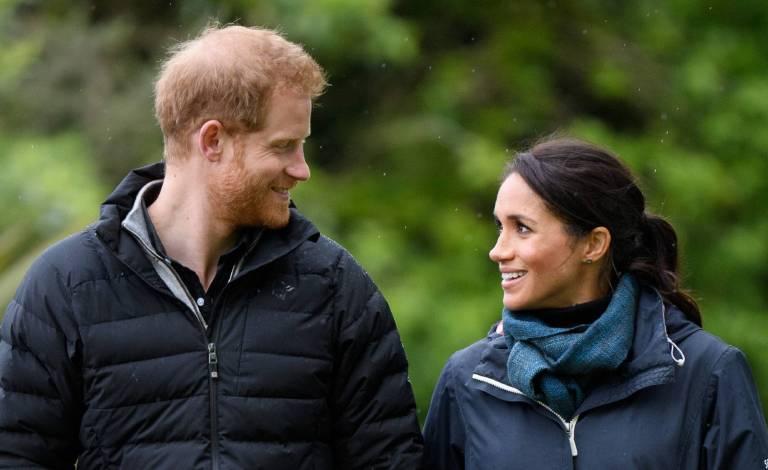 """""""Dieses kleine Wesen ist einfach unwiderstehlich, ich bin hin und weg. Die unglaublichste Erfahrung, die ich mir jemals vorstellen konnte"""", schwärmte Prinz Harry über sein Baby.  ©imago images / i Images"""