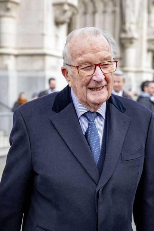Albert von Belgien soll von 1966 bis 1984 eine heimliche Affäre mit Baronin Sybille de Sélys gehabt haben, die nicht ohne Folgen blieb.  ©imago images / PPE