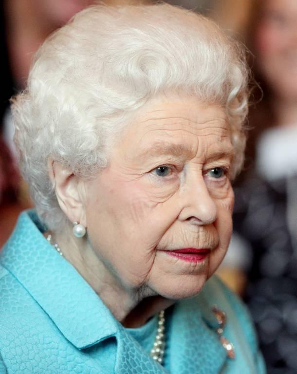 Queen Elizabeth bewahrte in jeder gefährlichen Situation Ruhe.  © imago images / i Images