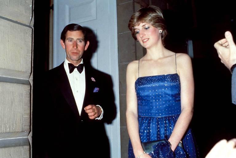Prinz Charles und Prinzessin Diana sollten bei einem Konzert ermordet werden.  ©imago images / ZUMA Press
