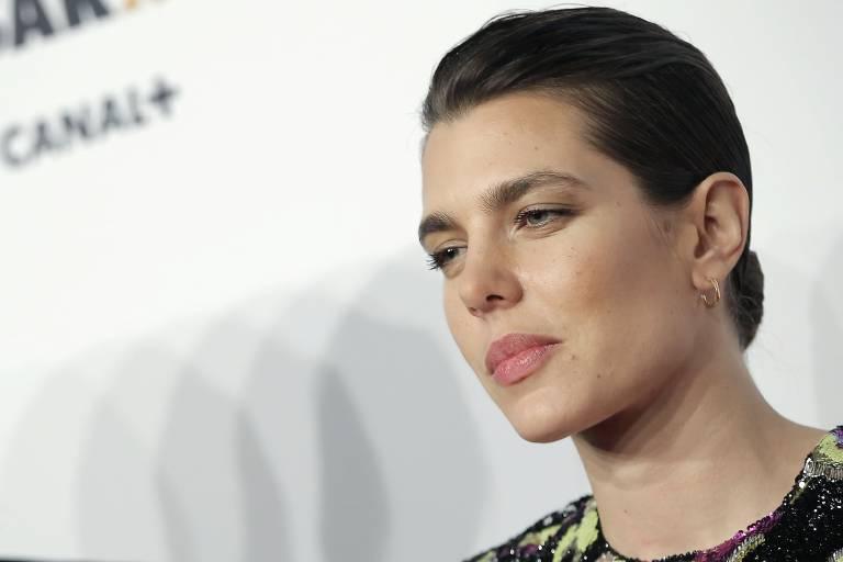 """Charlotte Casiraghi möchte außerdem bald einen Roman schreiben, wie sie der mexikanischen """"Vogue"""" erzählte.  © imago images / E-PRESS PHOTO.com"""