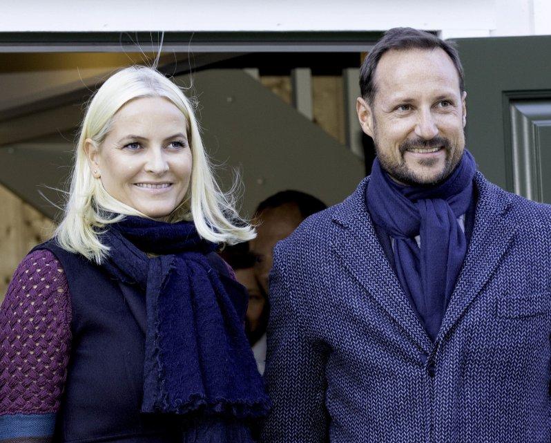 Kronprinzessin Mette-Marit und Kronprinz Haakon kommen für fünf Tage nach Deutschland.  © dpa