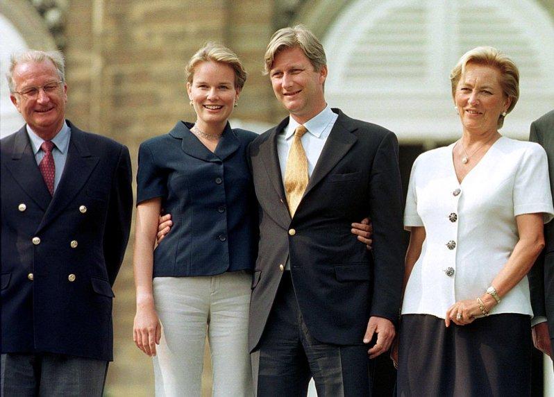 Philippe wurde Mathilde von ihrer Schwester Marie-Alix vorgestellt. Beide verlobten sich zwei Jahre nach der Tragödie. © dpa - Fotoreport
