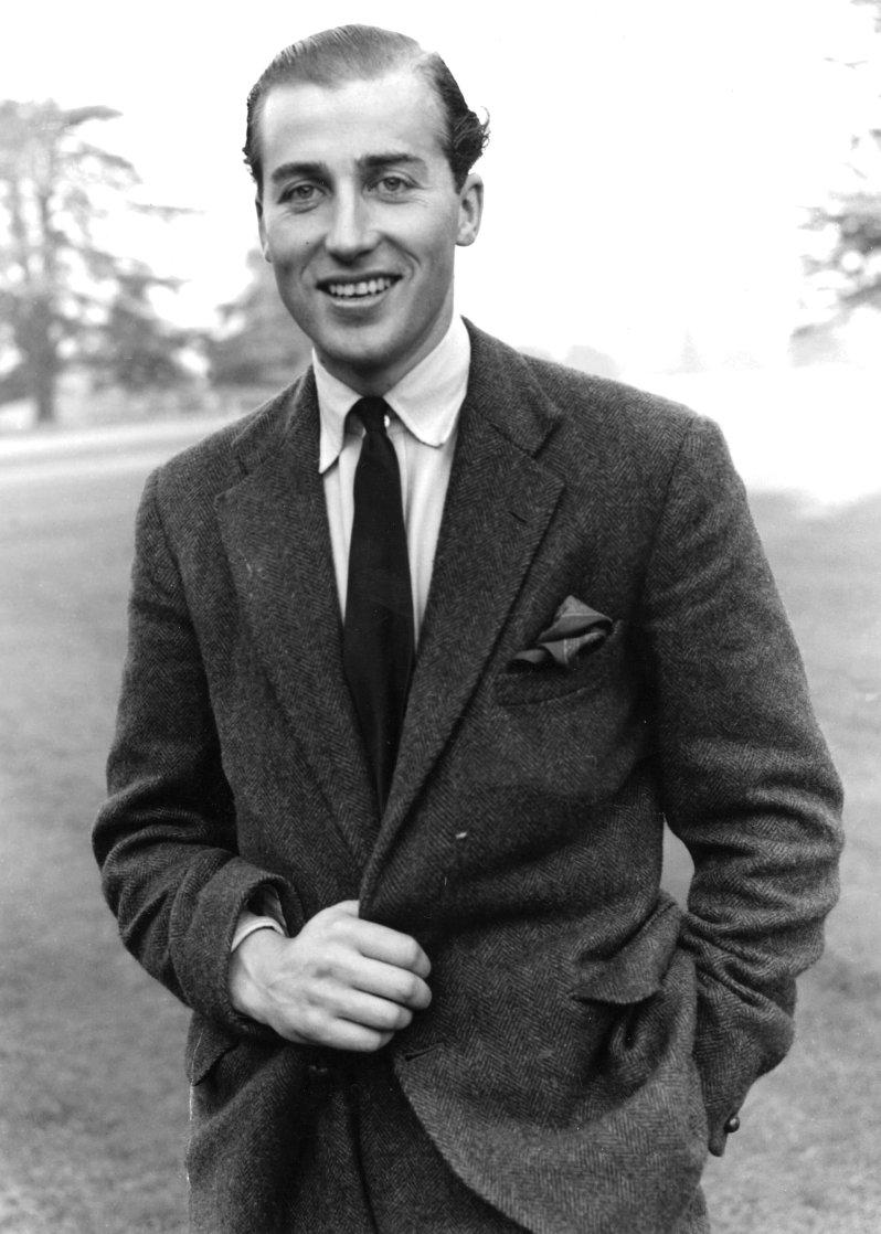 Lord Porchester (*1924-†2001) war ein enger Freund von Queen Elizabeth. Doch hatten sie wirklich eine Affäre?  © picture-alliance / United Archives/TopFoto