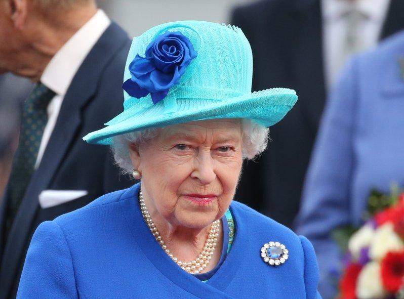 Queen Elizabeth erfreut sich trotz ihren hohes Alters bester Gesundheit.  © dpa